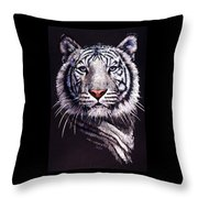 Sorcerer Throw Pillow