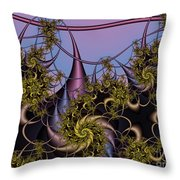 Sorcerers Apprentice Throw Pillow