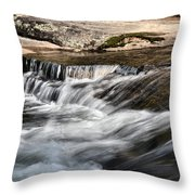 Sosoothing Throw Pillow