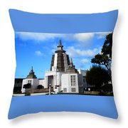 Soto Zen Temple 4 Throw Pillow