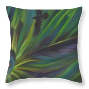 Soul Cadence Throw Pillow