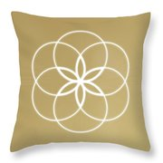 Soul Creation Throw Pillow