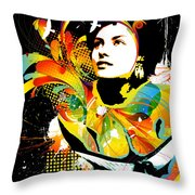 Soul Explosion II Throw Pillow