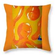 Soul Figures 6 Throw Pillow