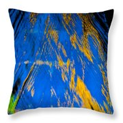 Soul Fire Throw Pillow