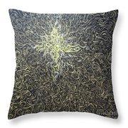 Soul Genesis Throw Pillow