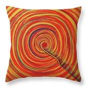 Soul Point - Rangrezaa Throw Pillow