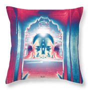 Soul Search - Part 2 -search For Truth Throw Pillow
