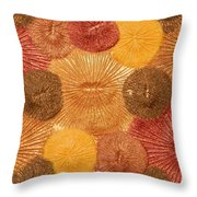 Soul Sparks Throw Pillow