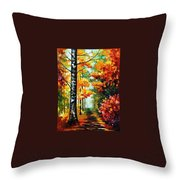 Soul Time Throw Pillow