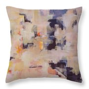 Soulclouds Top Of The City Throw Pillow