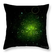 Souls 2 Throw Pillow