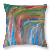 Souls Of Castle Rock Throw Pillow