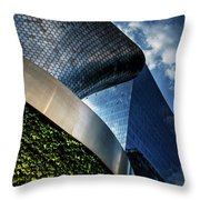Soumaya Museum - Mexico I Throw Pillow