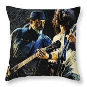 Soundgarden Throw Pillow