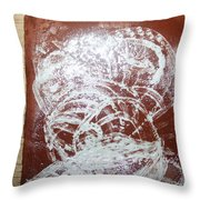Sources -tile Throw Pillow