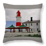 Souter From Marsden. Throw Pillow
