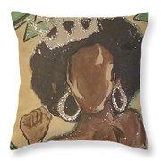 South Carolina Queen Throw Pillow