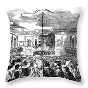South Carolina: Secession Throw Pillow