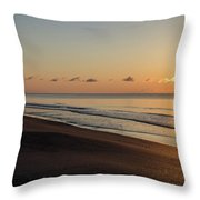 South Carolina Sunrise Throw Pillow