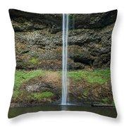 South Falls 2 Throw Pillow