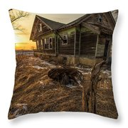 South Of Epiphany Throw Pillow