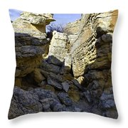 South Of Pryors 16 Throw Pillow