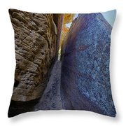South Of Pryors 21 Throw Pillow