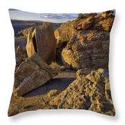 South Of Pryors 32 Throw Pillow