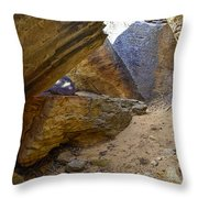South Of Pryors 7 Throw Pillow