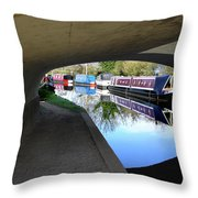 South West Vision Throw Pillow by Rod Johnson