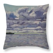 Southampton Sc Throw Pillow