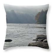 Southbound Throw Pillow