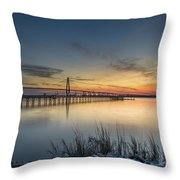 Southern Allure Throw Pillow
