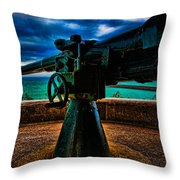 Southern Defenses Throw Pillow