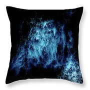 Southern Ghost Throw Pillow