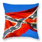 Southern Heritage Throw Pillow