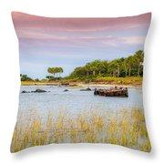 Southern Living - Sullivan's Island Sc Throw Pillow