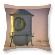 Southern Stove Throw Pillow