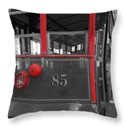 Southern Surreal 5 Throw Pillow