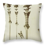 Southern Welcome Throw Pillow