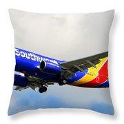 Southwest One Throw Pillow