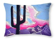 Southwest Skies 2 Throw Pillow