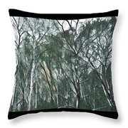 Southwind Woods Throw Pillow