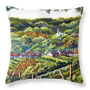 Souvenir 04 By Prankearts Throw Pillow