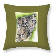 Sovereignty Throw Pillow