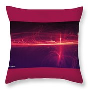 Space 4 Throw Pillow