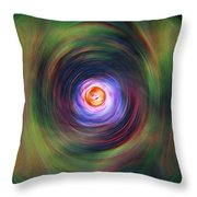 Space Time Sequence Throw Pillow