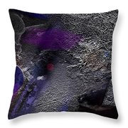 Space Travel 2 Throw Pillow