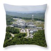 Spallation Neutron Source Throw Pillow